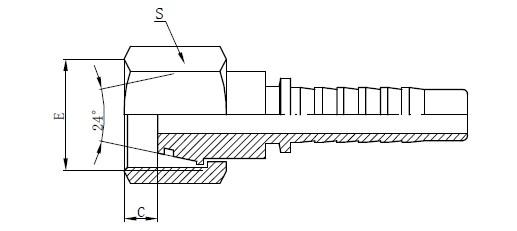 Hidrouliese Assemblage Onderdele