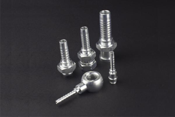 Industriële Hydraulic Fitting