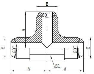 Wenner Standard AK Fit Drawing